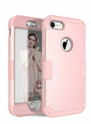 Hybrid Heavy Duty Shockproof Full-Body Protective Case iPhone 6s 7 8 P for Sale in Chula Vista, CA