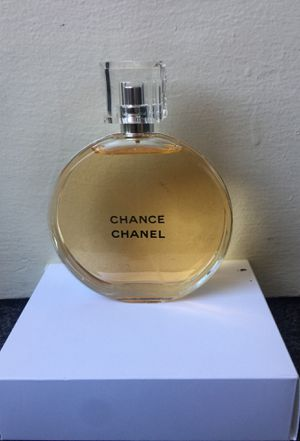 Chance Chanel perfume 5 oz for Sale in Los Angeles, CA