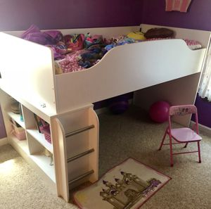 Child's bed, dresser, and tv stand for Sale in La Grange, KY