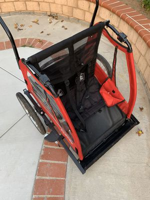 Jogger/bike trailer/baby trailer/stroller/Bicycle- both for $160 or $90 each for Sale in Aliso Viejo, CA