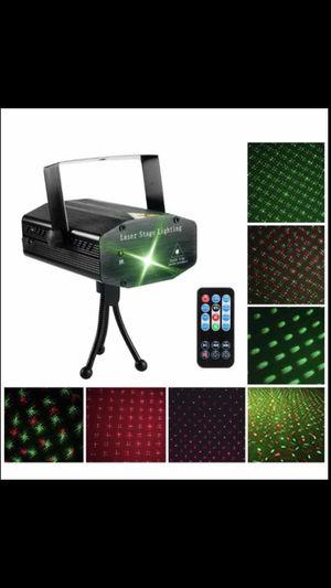 Dj party laser $20 each/ laser para fiestas $20 cada uno for Sale in Compton, CA