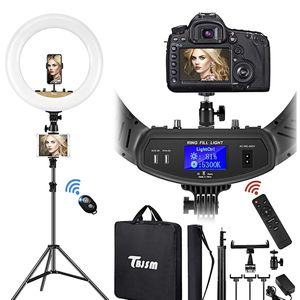 Ring Light Kit 18 inch 6000K Dimmable LED (camera Not Included) for Sale in Virginia Beach, VA