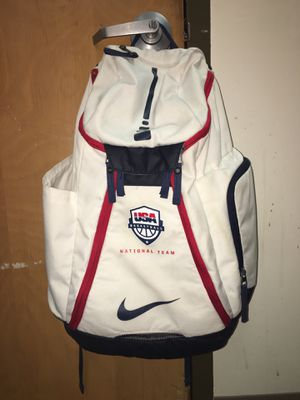 Nike Elite Max Air USA basketball backpack for Sale in Pittsburgh, PA