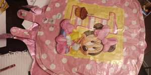 Party Minnie glasses nd party balloons for Sale in Lawrenceville, GA