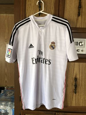 Real Madrid jersey for Sale in Manassas, VA