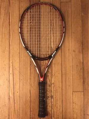 Tennis Racket with Carry Case - Prince Warrior 100L ESP for Sale in Washington, DC