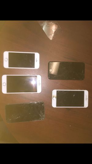 Used IPhones - good for parts for Sale in New York, NY