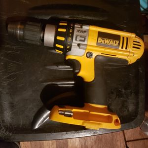 "DeWalt 18V XRP 1/2""Hammer Drill Driver 3 Speed Tool Only for Sale in Fort Worth, TX"