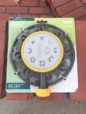 NELSON 290-674 Stationary Sprinkler for Sale in Mission Viejo, CA