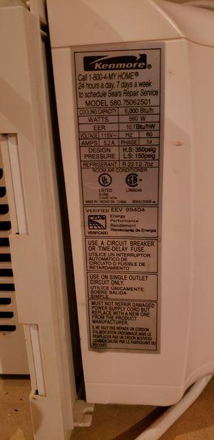 Window air conditioner - 10,000 BTU for Sale in Gaithersburg, MD
