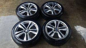 "2009 INFINITI M45 19"" SPARE TIRE WHEEL RIM (SET OF 4) for Sale in Fort Lauderdale, FL"