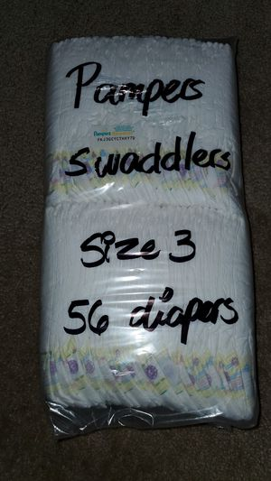 Pampers Swaddlers for Sale in Las Vegas, NV
