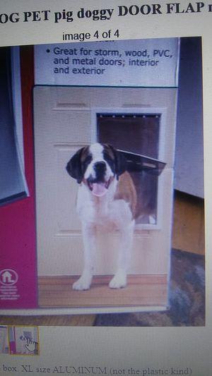 XL big Dog Door new for Sale in Lanham, MD