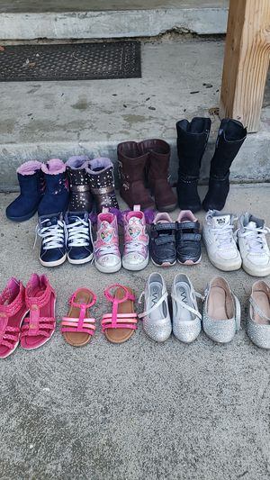 Kids shoes, girl & boy. $5-$10 for Sale in Stanton, CA