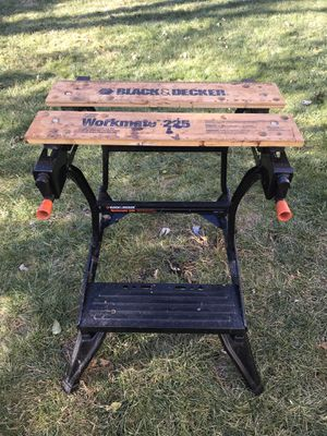 Black and Decker Workmate Work Bench 225 for Sale in Blue Bell, PA