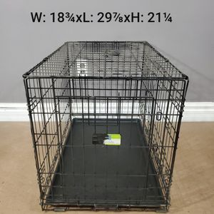 2dr Dog Crate Cage for Sale in Capitol Heights, MD
