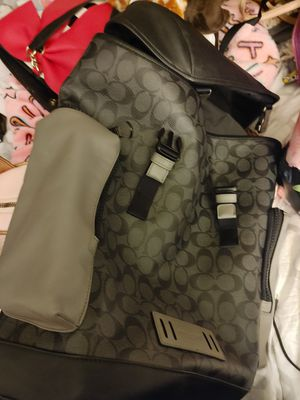 Mens coach backpack for Sale in Las Vegas, NV