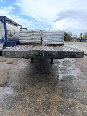 2000 Daco flatbed trailer for sale! for Sale in New Orleans, LA