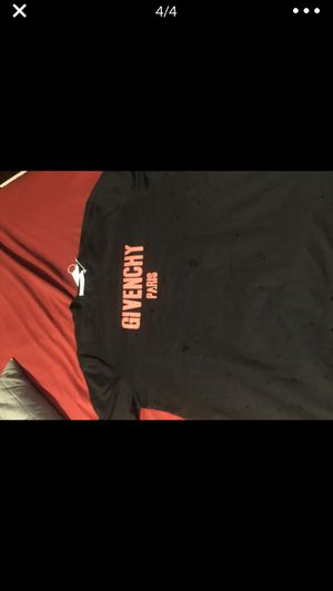 GIVENCHY SHIRT size small for Sale in Alexandria, VA