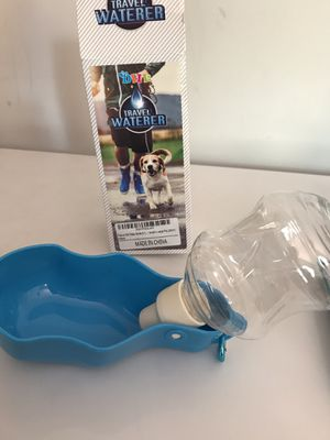 Pet travel waterer for Sale in Murfreesboro, TN