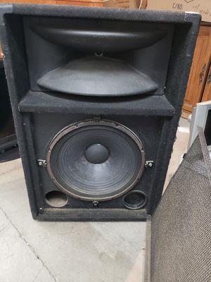Ev Sh1512 2 way stage speaker for Sale in Los Angeles, CA