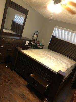 I Furniture queen El Rio furniture finance available down payment $39 1456 belt line rd suite 121 Garland tx 75044 Open from 9:30-8:30 for Sale in Garland, TX