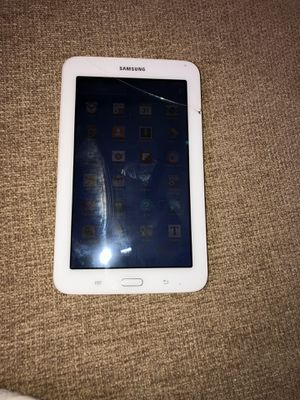 Samsung Tab 3 (SM_T110) for Sale in Archdale, NC