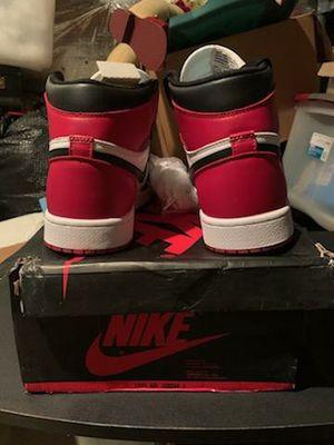 Jordan 1 black toe size 8.5 for Sale in UPPR MARLBORO, MD