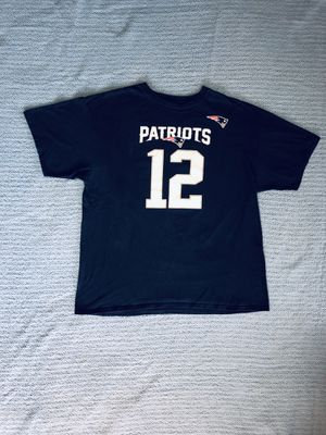 New England Patriots Jersey T-shirt for Sale in Deltona, FL