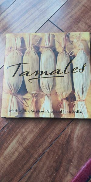 Tamales book for Sale in Frederick, MD