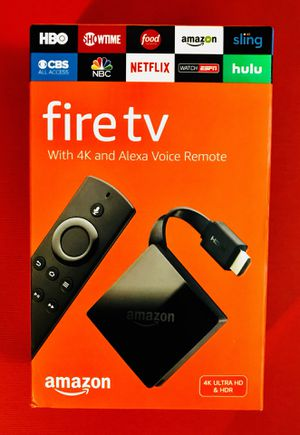 Fire TV Mini Box or Stick with everything and more. Message for details. Pickup today only in Elizabeth for Sale in Elizabeth, NJ