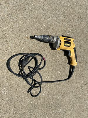 Dewalt Drywall Screwgun for Sale in Washington, PA