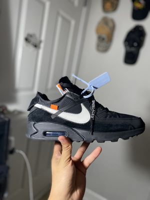 Off White AirMax 90 size 10.5 for Sale in Alexandria, VA