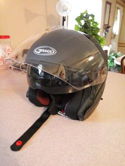 Gmax OF-77 open face helmet Size Medium for Sale in San Angelo,  TX