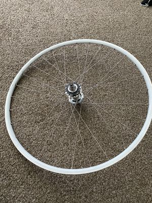 Single speed fixed fixie gear rear wheel 700c for Sale in Arlington, TX