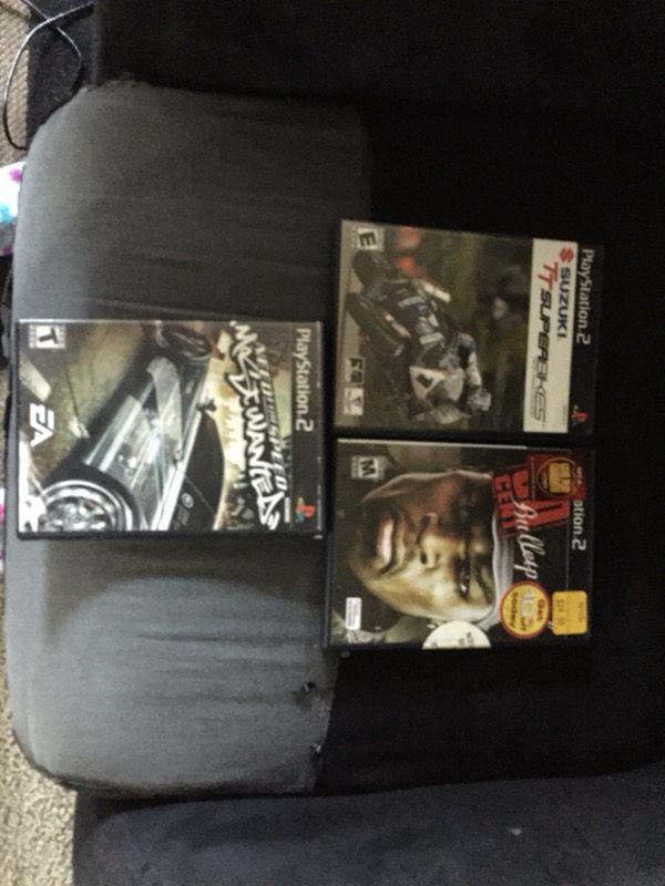 Black PS2