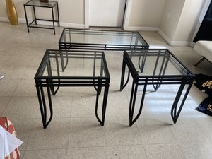 Coffee tables for Sale in Boston, MA