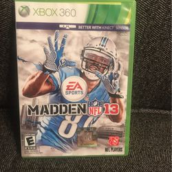 Xbox 360 Madden Game for Sale in Bethesda,  MD