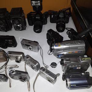 30 cameras for Sale in Chesapeake, VA
