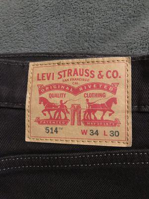 Levi's 514 w34 L30 for Sale in Las Vegas, NV