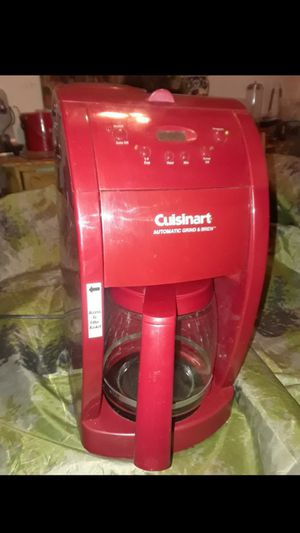 Coffee Maker/Automatic Grind & Brew for Sale in Philadelphia, PA