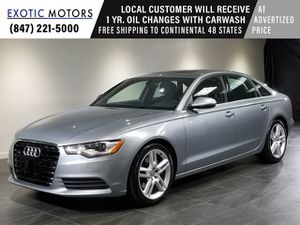 2014 Audi A6 for Sale in Rolling Meadows, IL