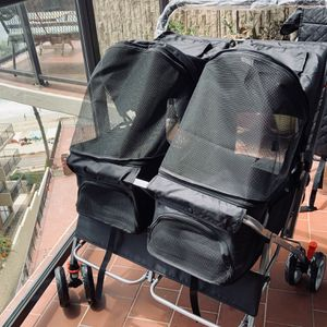 Pet Stroller Paws And Pals Double Stroller for Sale in Rolling Hills, CA