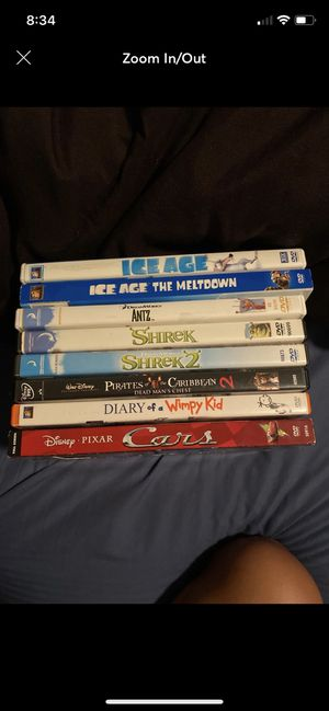 DVD bundle for Sale in Sarasota, FL