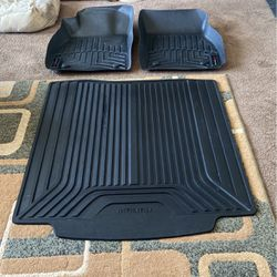 Wheather Thech Floor Mats Chevy Malibu 2013-2016 for Sale in Roselle,  IL