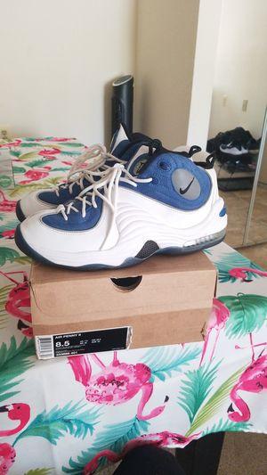 Nike penny 2 retro atlantic blue size 8.5 for Sale in Hyattsville, MD