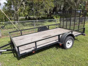6×12 trailer for Sale in Plant City, FL