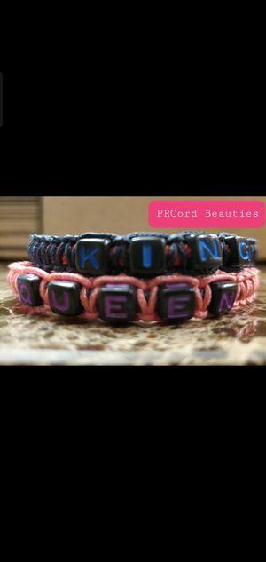 Couple Bracelets, Custom Messages for Sale in Windermere, FL