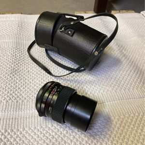 Camera Lense and Case for Sale in Las Vegas, NV