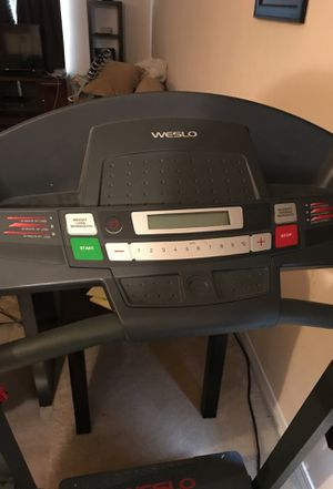 Weslo treadmill cadence 5.9....1 DAY ONLY SALE 2/28/19 for Sale in Navarre, FL